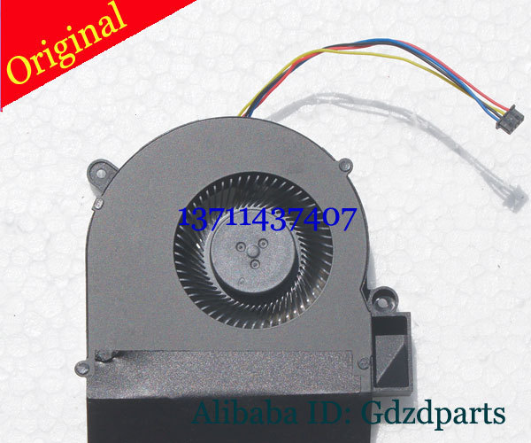 Original CPU GPU Processor Cooling fan For Acer Predator G9-591 G9 591 Laptop PN 1323-00QK000 MG60150V1-C100-S9C DC5V