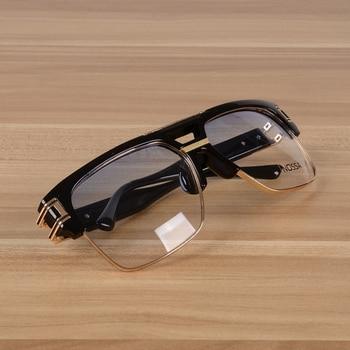 NOSSA Big Frame Eyeglasses  3