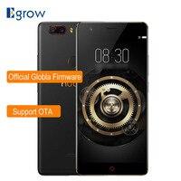 Nubia Z17 Lite 5,5 дюймов Безель меньше Snapdragon 653 Octa Core ГБ 6 4G B 4G LTE смартфон двойной 13.0MP задняя камера NFC мобильный телефон