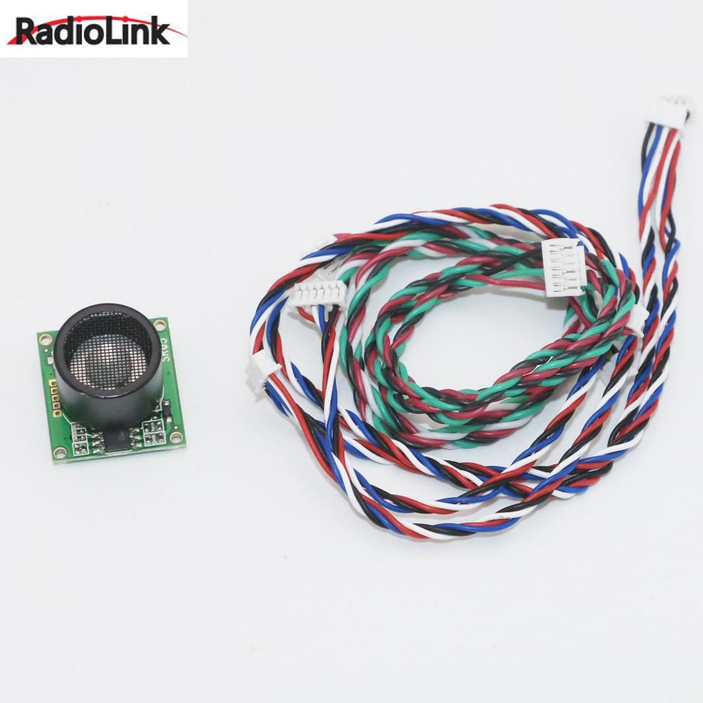 Radiolink Ultrasonic Sensor Su04 40-450cm Detect Range Obstacle Avoidance Altitude Hold Module for Radiolink Pixhawk/Mini PIX RC(China)