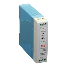 Output DC5V,12V,24V,48V MDR power unit AC DC with signal output function Din-rail Switching Power Supply power source 100W smps advantages mean well hrpg 200 48 48v 4 3a meanwell hrpg 200 48v 206 4w single output with pfc function power supply [real1]