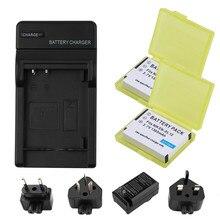 цена на RP 1500mAh EN-EL12 EN EL12 Battery+LCD Charger for Nikon CoolPix S610 S610c S620 S630 S710 P300 P310 P330 S6200 S9400 L15