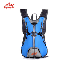 Men's Women's Cycling Backpack Outdoor Bicycle Running Travel Hiking Equipment with Helmet Net Backpacks mochilas Sports Bag