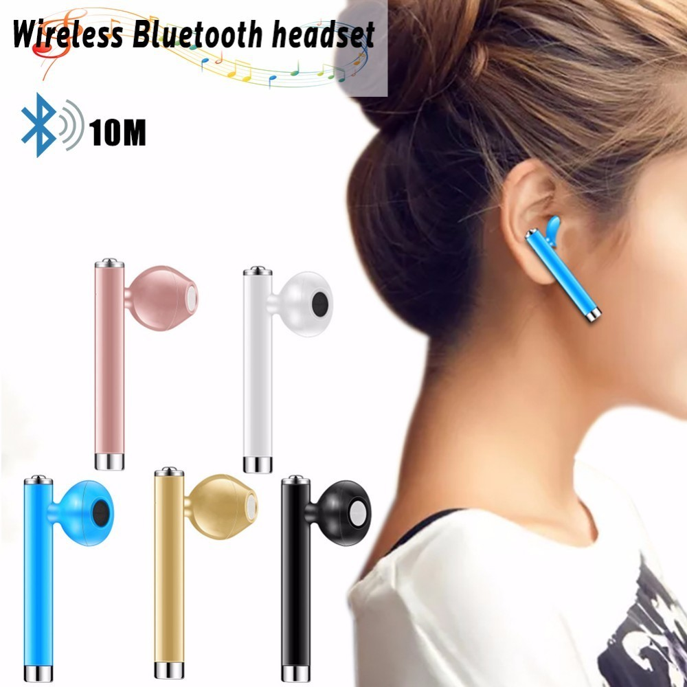 Wireless Bluetooth Earbuds Running Sports Earphones Stereo Business Long Standby Bluetooth Headset For Smartphone Ecouteur