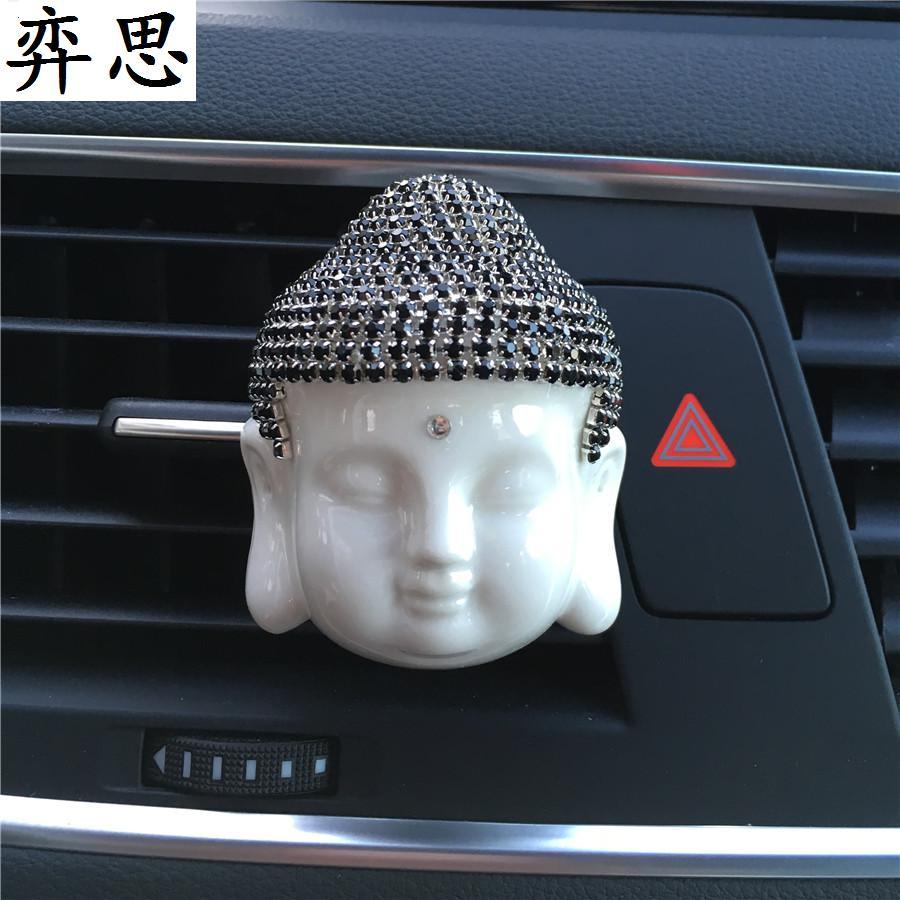 új minta Gyémánt autó parfüm kerámia A Buddha Outlet parfüm - Autó belső kiegészítők