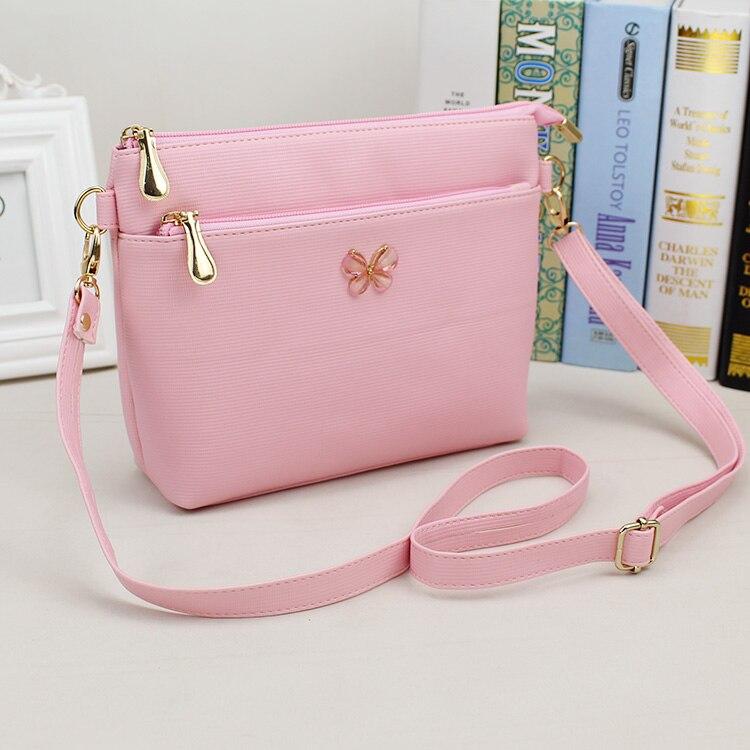 купить Free shipping, 2018 new women handbags, fashion bowknot flap, trend Korean version shoulder bag, shell woman messenger bag.