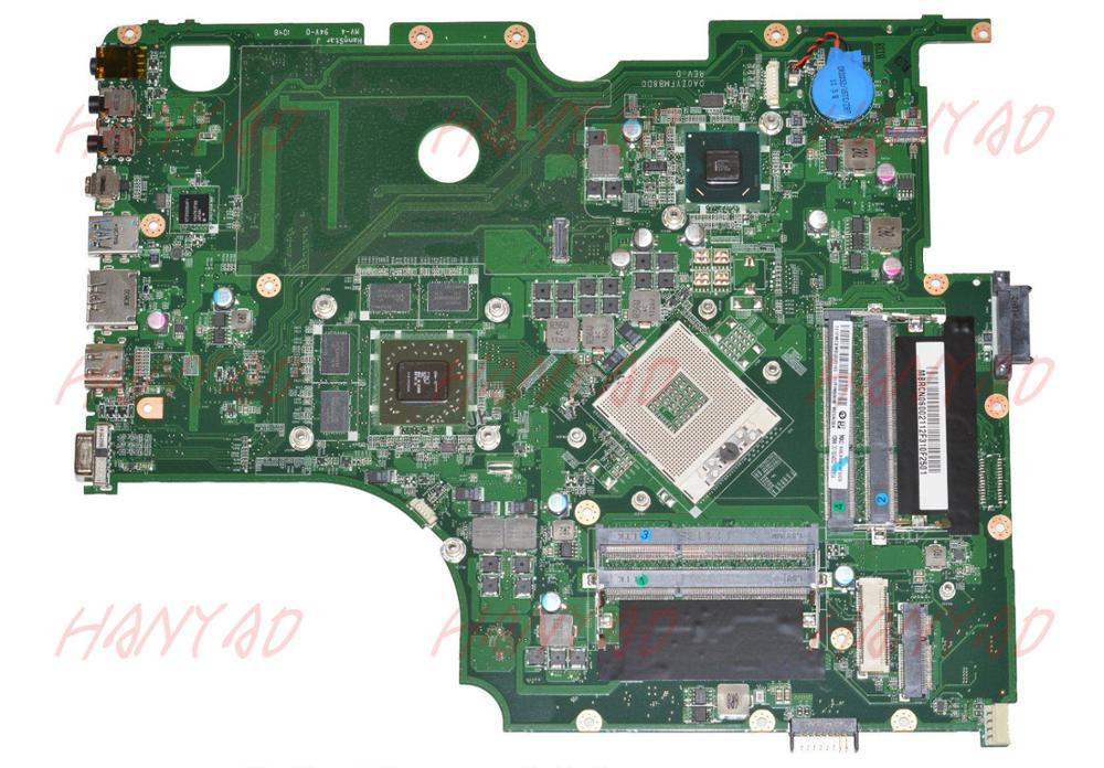 For font b ACER b font aspire 8950 8950G Laptop motherboard MBRCN06001 DA0ZYFMB8D0 DDR3