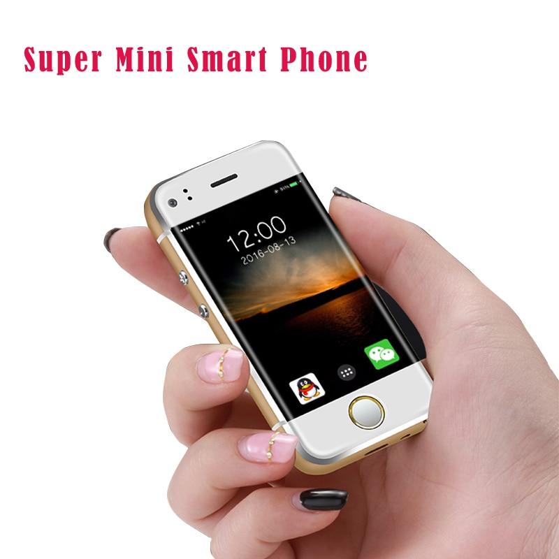 Super Mini Android Smart Phone I6 I6S I7 I7S MTK Quad Core 1G+8G 5.0MP Dual SIM High Definition Screen Bluetooth Suit For Redmi