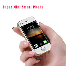 Super Mini Android Smart Phone I6 I6S I7 I7S MTK Quad Core 1G+8G 5.0MP Dual SIM High Definition Screen Bluetooth suit for redmi(China)