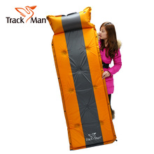 Outdoor Self-Inflating Sleeping Pad with Pillow Camping Tent Mat Travel Moisture-proof Mat – TM2113