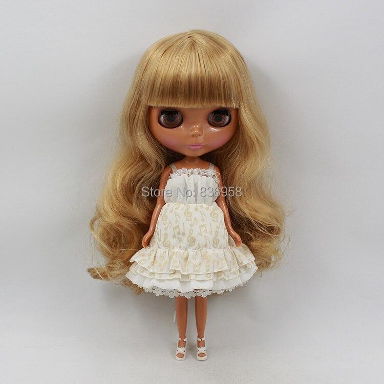 все цены на Dark Skin Nude Doll For Series No.260BL3157 BROWN HAIR онлайн