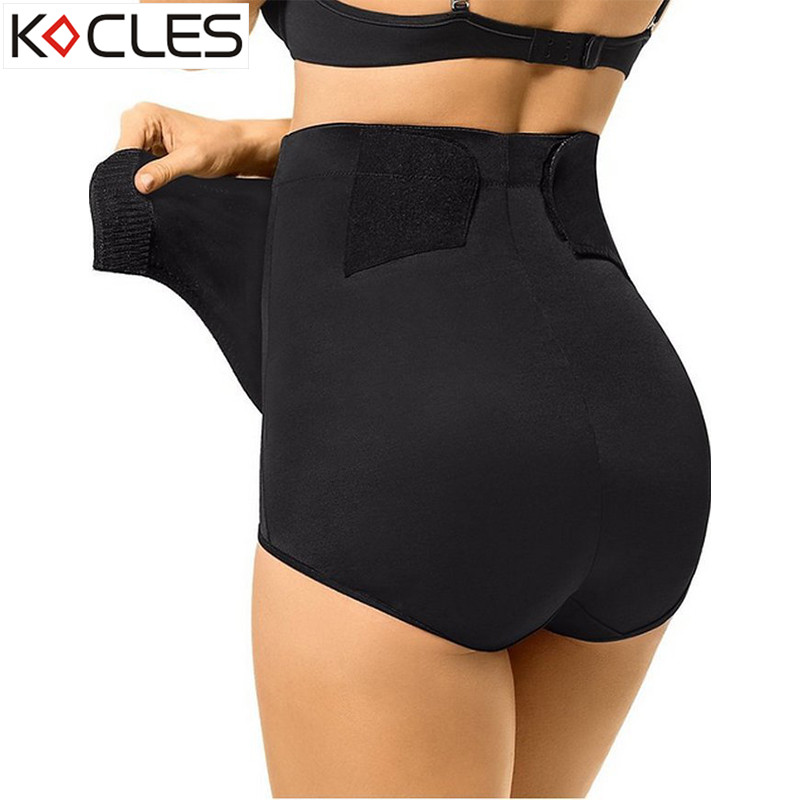 Heißer Nahtlose Hohe Taille Abnehmen Butt Heber mit Bauch-steuer Trainer Körper Shaper Knickers Hosen Unterwäsche Shapewear