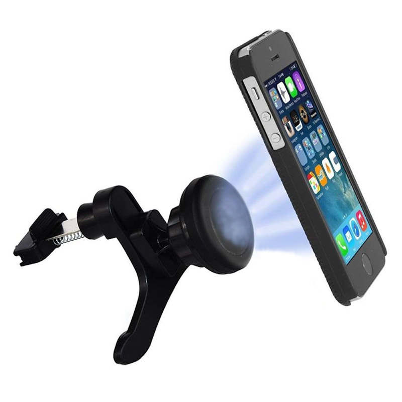 Car <font><b>Phone</b></font> <font><b>Holder</b></font> Magnetic Car Mount Air <font><b>Vent</b></font> for iPhone 7 6 5 for Samsung S8 S7 S6 S5 for Xiaomi Redmi Huawei etc