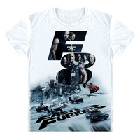The Fate Of The Furious 8 T Shirt The Fate Of The Furious Car T Shirt