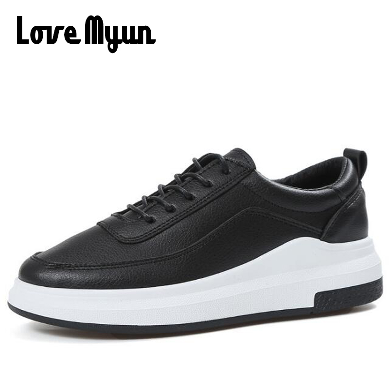 2018 new fashion sneakers women breathable white shoes lace up Flat Platform girls thick soled shoes student casual shoes XA-96 women s shoes net surface hollow out casual womens shoe 2017 summer new breathable thick soled white fashion woman women shoes