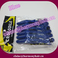 ( 36 pcs/lot ) STOCK Blue Aligator Clips for Hair Extensions Crocodile Hair Section Clips