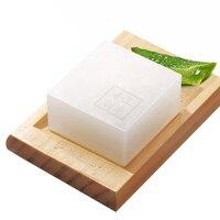 Aloe Vera Essential Oil Soap Snail Liquid Handmade Soap For Male Female Cleansing Face Acne Oil