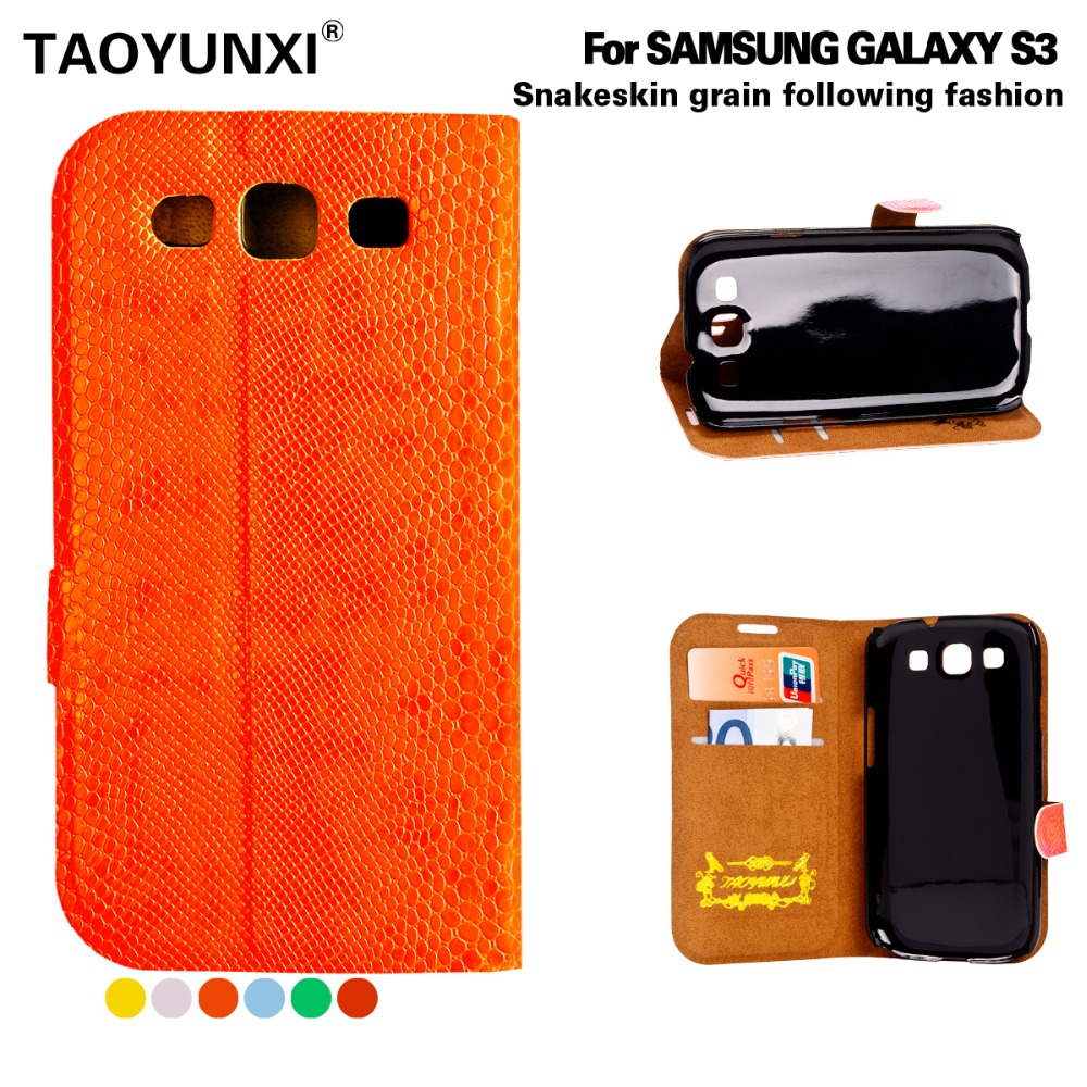 Snake Leather Case <font><b>For</b></font> <font><b>Samsung</b></font> <font><b>Galaxy</b></font> S3 S4 S5 Mini S6 S7 Edge Plus I9300 G800 <font><b>Ace</b></font> <font><b>3</b></font> <font><b>S7272</b></font> S Duos S7562 Cases Wallet <font><b>Flip</b></font> <font><b>Cover</b></font> image