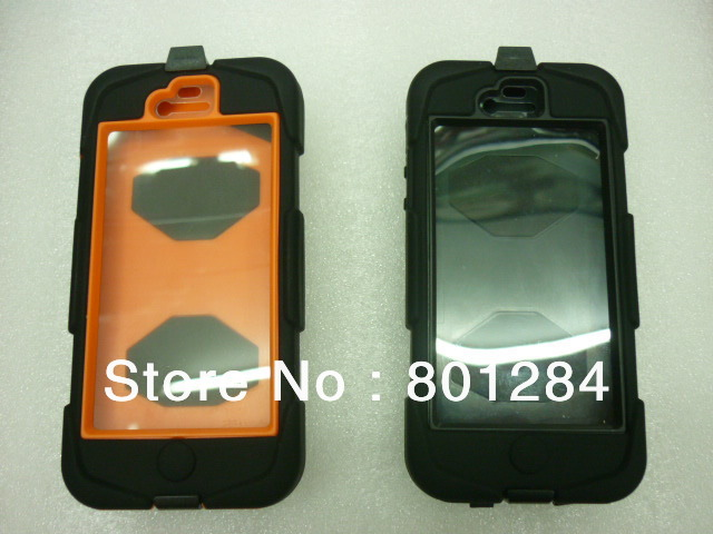 20 pcs/lot 2013 case for 4/4S  free shipping cheap wholesale Mobile phone protection shell