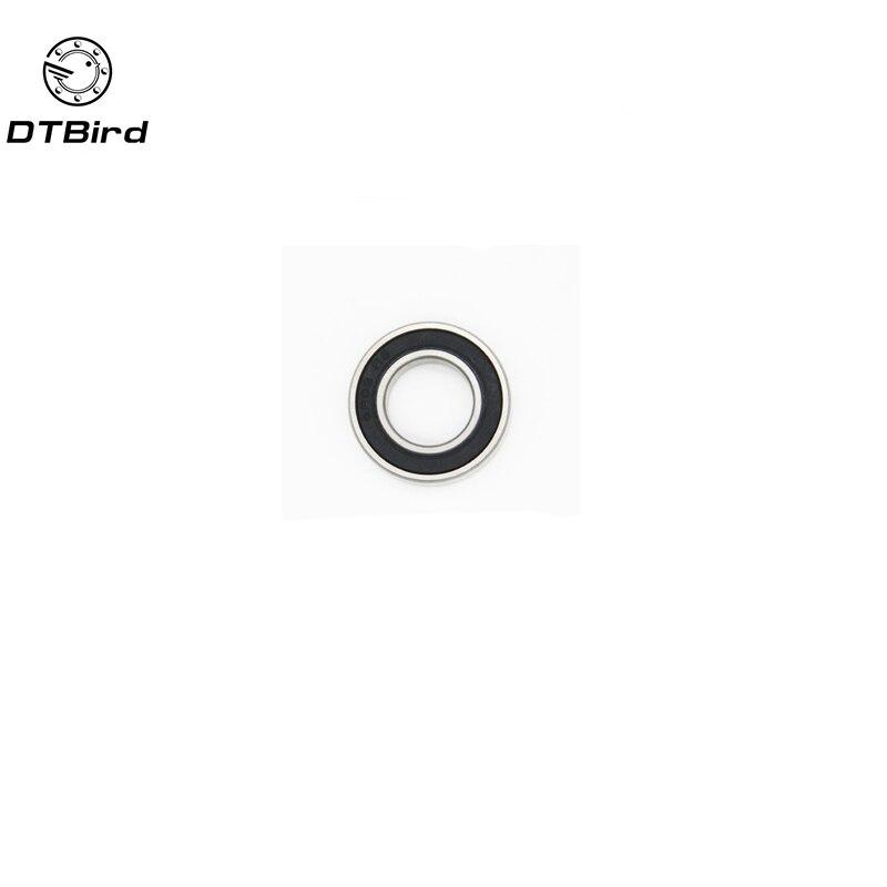 Бесплатная доставка 6902 2RS (10 шт.) 15x28x7 мм Метрическая тонкий срез Подшипники 61902RS 6902RS глубокий шаровой Подшипники 15x28x7 мм