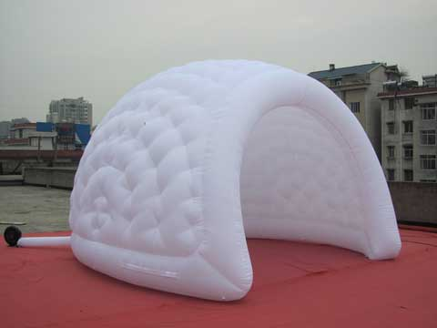 white blow up igloo dome inflatable tent product for promotion палатка bergen sport igloo i igloo 1