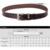 SLiGOLEEE Nuevo Diseñador de la Marca de La Correa para Los Hombres de Alta Calidad Genuina Oro de cuero Pin Hebilla de Cinturón de Hombres Vaqueros de Las Mujeres Ocasionales de La Vendimia cinturón