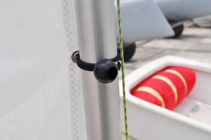 """12 pacote Preto Bola Bungee Cords 6 """"Canopy Tarp Tie Down Straps-Super Forte"""