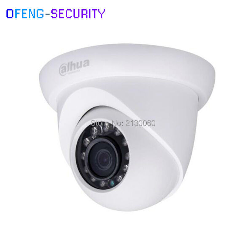 IPC-HDW1320S/ 3.0MP HD Network Small IR Eyeball Camera/Support POE H.264 MJPEG