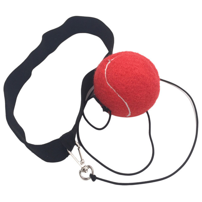 все цены на 1M Fighting Ball Boxing Equipment with Head Band for Reflex Speed Training Boxing Punch Muay Thai Exercise