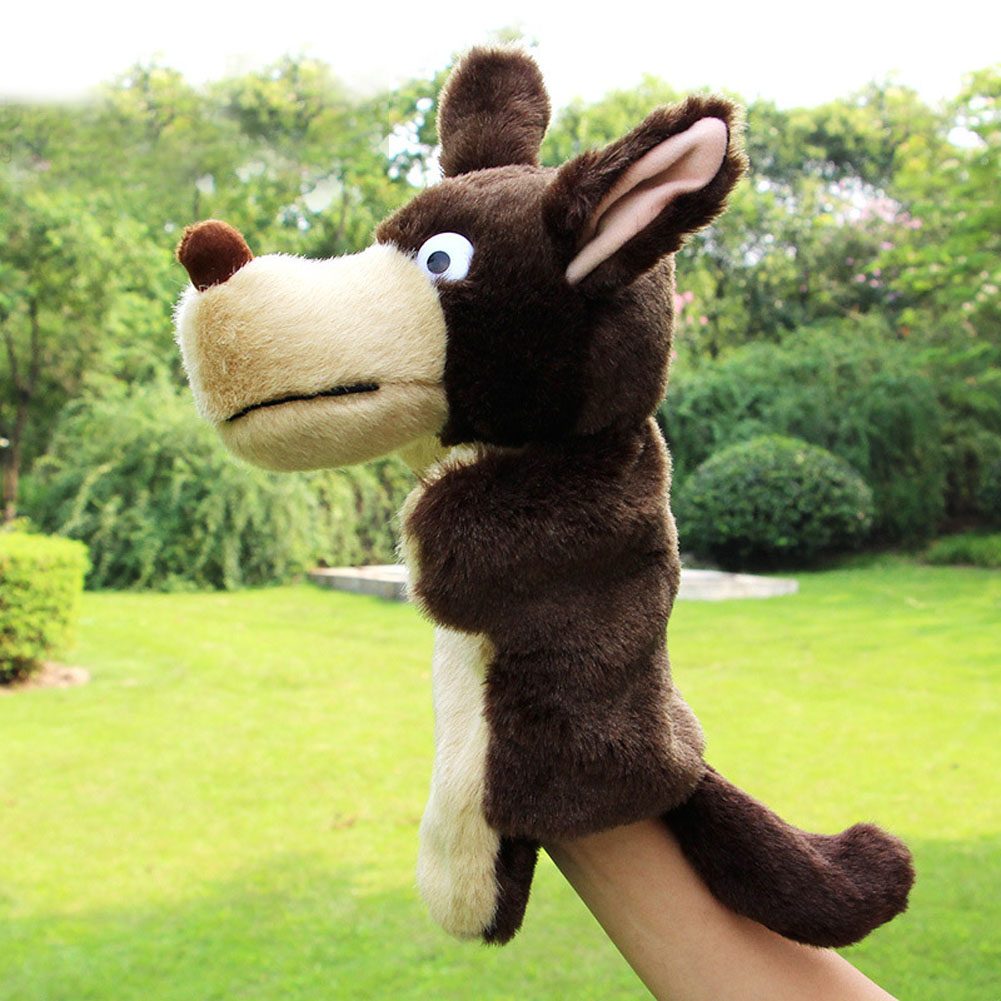 New-Kids-Lovely-Animal-Plush-Hand-Puppets-Childhood-Soft-Toy-Wolf-Shape-Story-Pretend-Playing-Dolls-Gift-For-Children-2