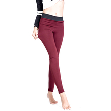 SUAN 2017 Spring Fashion Women Leggings Skinny Warm Bottom Knitted High Waist Slim Activewear AAAAA Cotton Stretchable Trousers