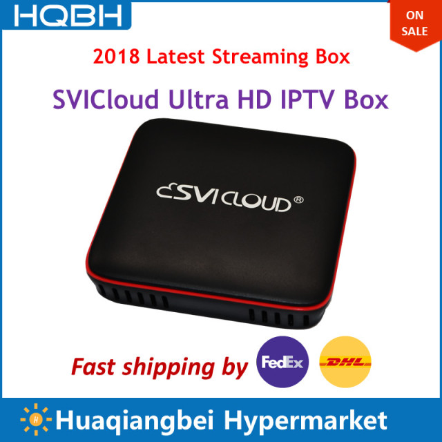 Best Price Singapore Starhub Fiber TV Box SVICloud UHD IPTV
