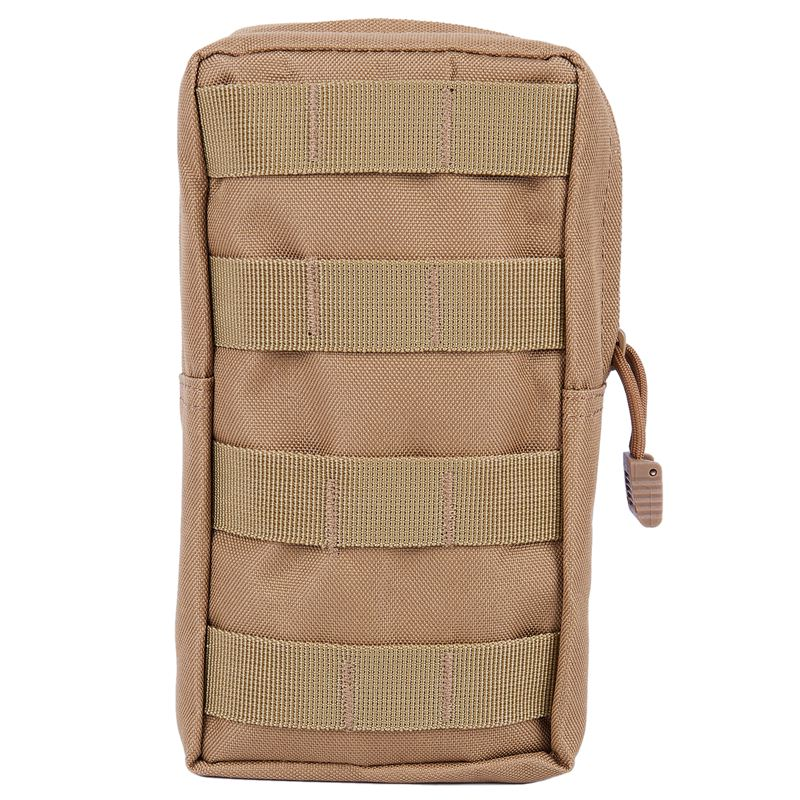 Molle Pouches - Compact Water-resistant Multi-purpose EDC Utility Gadget Gear Hanging Waist Bag Pouch