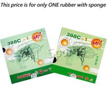 Dawei 388C-1 King of Medium Pips-Out Table Tennis PingPong Rubber with Sponge(China)