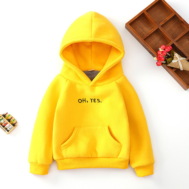 Fashion Boy's Cotton Hoodies