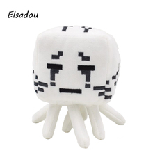Elsadou Minecraft Ghast Black Eye Plush font b Toy b font Doll
