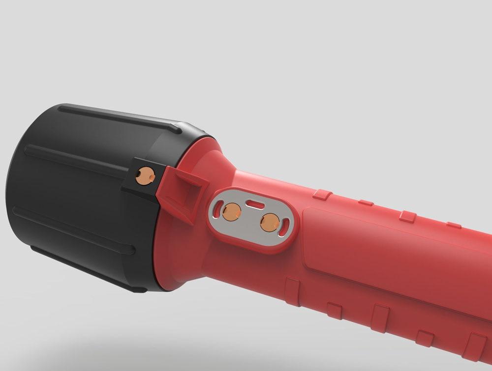 SP-1 3100mAh 3W υλικό νάυλον Φωτισμός LED με - Φορητός φωτισμός - Φωτογραφία 4