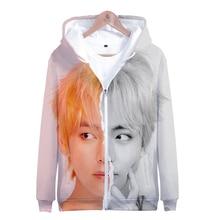 BTS Print Hoodies (10 Models)