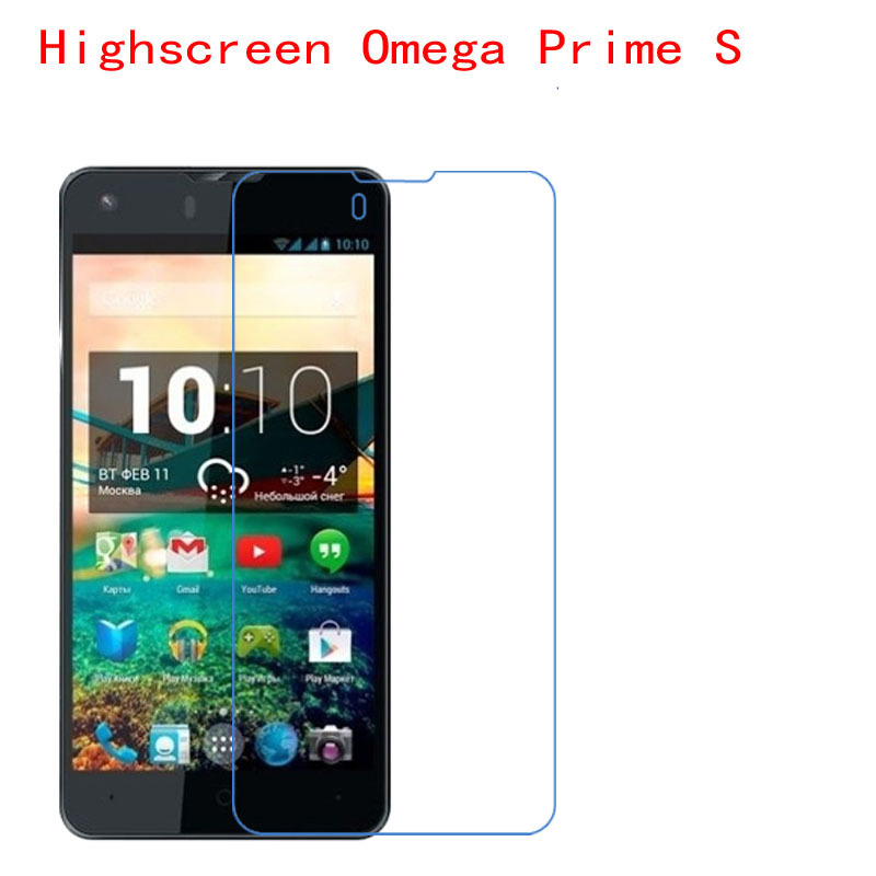 For highscreen Omega prime s New functional type Anti-fall, impact resistance, nano TPU screen protection film