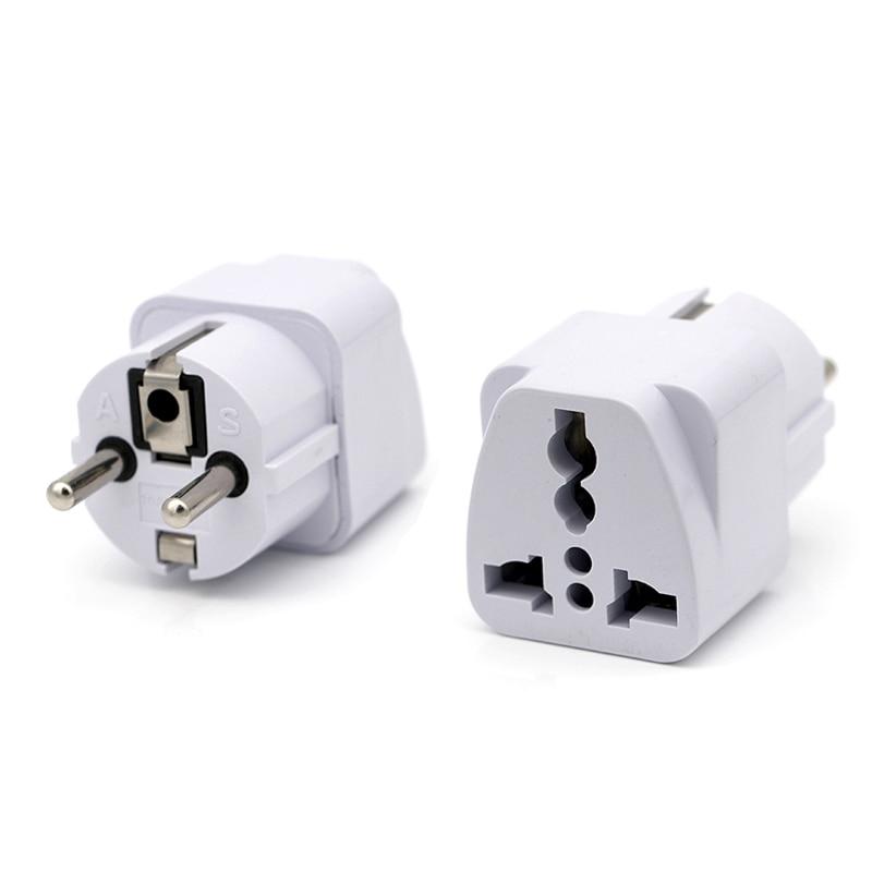 German Outlet Converter Universal Plug Adapter for Germany France Europe
