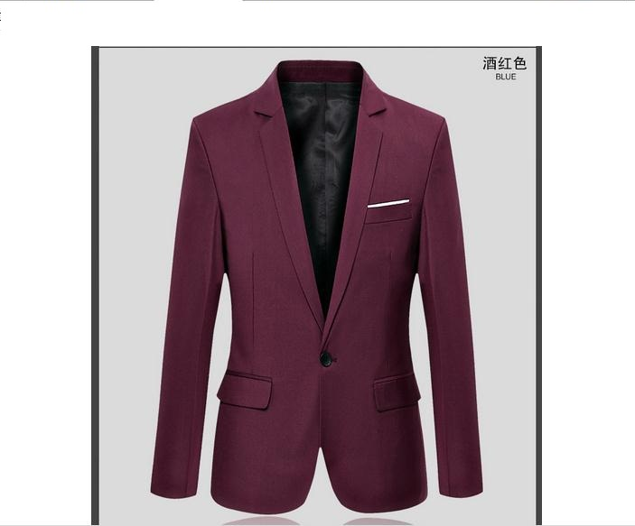 mens suits business blazer S-5XL-6XL arrival casual male formal wedding suits small jacket with large code youth suit 3 colors