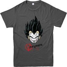 Dragon Ball Z T-Shirt V for Vendetta Spoof T-Shirt Inspired Design Top Free Harajuku Tops Fashion Classic Unique  T Shirt dragon ball z t shirt saiya gym bodybuilding spoof t shirt inspired design top free shipping harajuku tops fashion classic