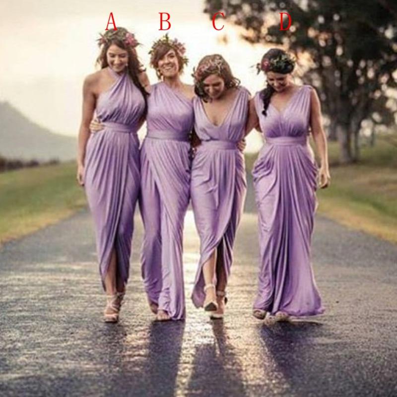 Perfecto Bridesmaid Dresses Pewter Ideas Ornamento Elaboración ...