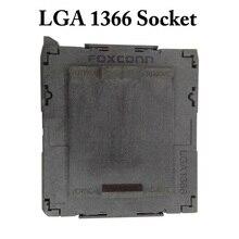 הגעה חדשה LGA 1366 Mainboard לוח האם שקע מעבד LGA1366 Socket שקע הלחמה BGA עם כדורי פח DIY מחשב