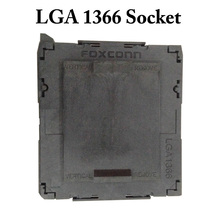 New Arrival LGA 1366 LGA1366 CPU socket Motherboard Mainboard Socket Soldering BGA Socket with Tin Balls PC DIY