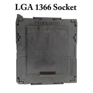 Image 1 - New Arrival LGA 1366 LGA1366 CPU socket Motherboard Mainboard Socket Soldering BGA Socket with Tin Balls PC DIY