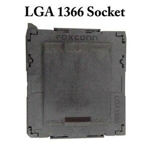 Image 1 - New Arrival LGA 1366 LGA1366 gniazdo procesora płyta główna płyta główna gniazdo lutowane BGA gniazdo z cyny kulki PC DIY