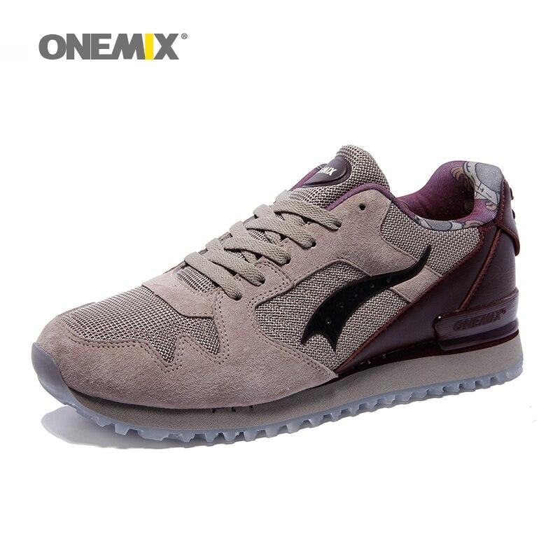 ФОТО 1112 Onemix mens cheap running shoes men chuteira futebol sneakers women athletics outdoor men running shoes feminino esportivo