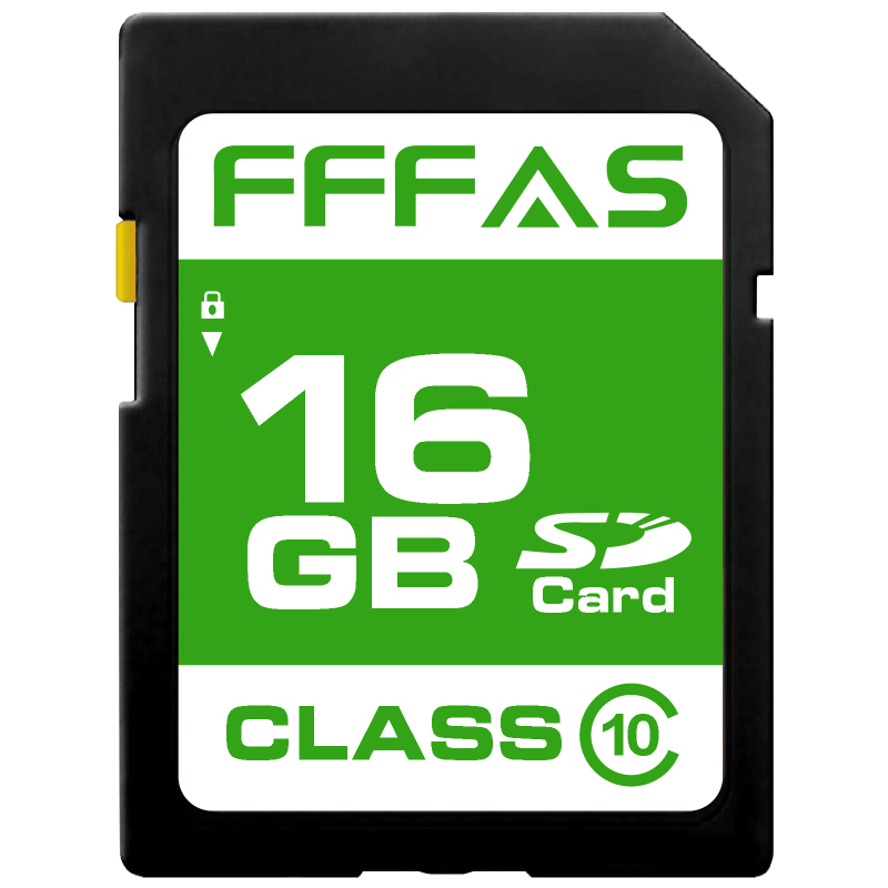 Creative Class 10 SD Card 32GB 16GB 8GB Memory Card 128GB 64GB high speed sd  Card  FOR CAMERA/PC(China)
