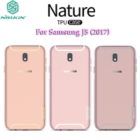 For Samsung Galaxy J5 2017 SM J530 Case 100 Original Nillkin Nature TPU Silicone Ultra Thin